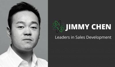 Jimmy Chen Leaders in Sales Development